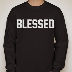 gear Black LS White text front