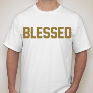 Blessed Gear short sleeve White T